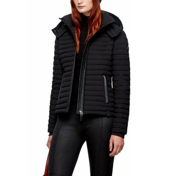 SOLD RUDSAK Mistigris light down coat jacket